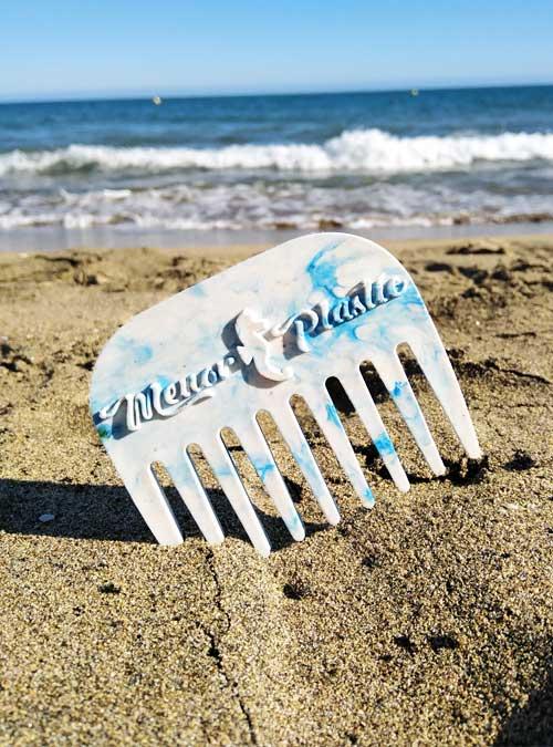 Peine Menor Plastic