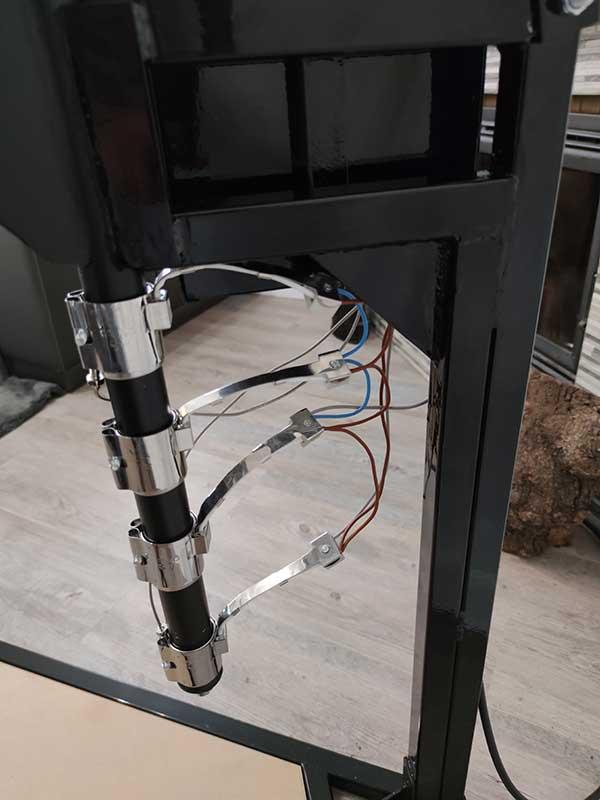 Cableado inyectora
